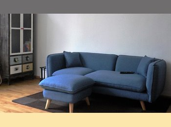 EasyWG DE - 2 möblierte Zimmer + Bad in WG in Altona, Hamburg - 760 € pm