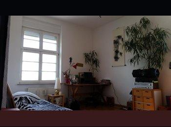 EasyWG DE - Teilmöbliertes(optional) kleines, ruhiges 11qm Zimmer beim Stadtpark, Germany - 150 € pm