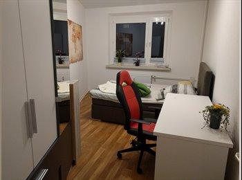 EasyWG DE - Möbliertes Zimmer in schöner 3-Zimmer Wohnung, Rostock - 400 € pm