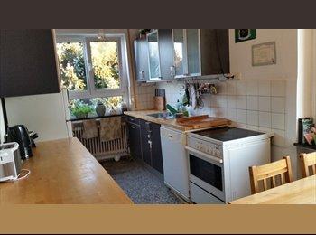 EasyWG DE - Möbliertes Zimmer, 18 qm, gute ÖPNV-Anbindung, Offenbach - 425 € pm