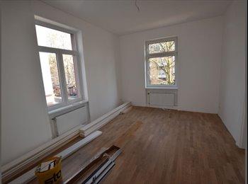 EasyWG DE - Herrliche sanierte 5-Zimmer Altbau WG sucht dritten Mitbewohner, Frankfurt - 670 € pm