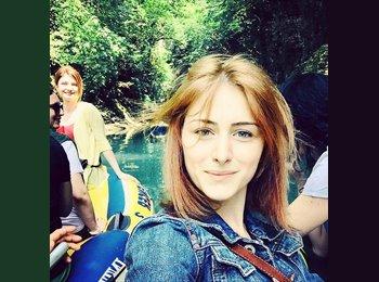 Irina   - 25 - Student