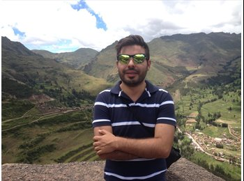 Eduardo  - 24 - Student