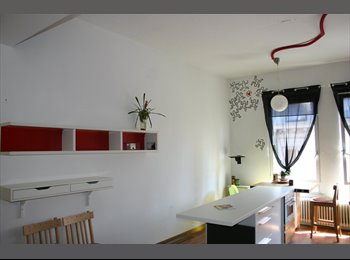 EasyKot EK - mooie loft 70M2 op top locatie - Sint-Jacob, Antwerpen-Anvers - € 800 p.m.