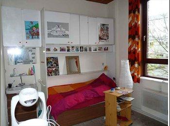 Rustige gemeubelde kamers in hartje Gent