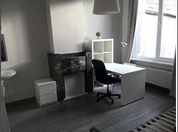 Charmante, gezellige kamers in opkomende buurt