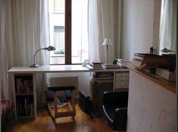 Short term/Korte termijn gemeubelde studio - furnished flat