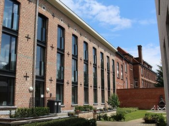 EasyKot EK - Rustige studentenresidentie, met oog voor comfort, Leuven-Louvain - € 400 p.m.