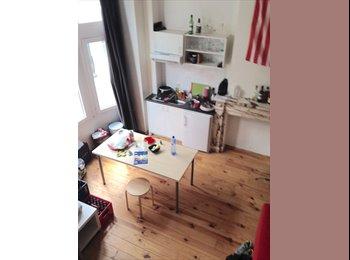 luxe studentenkamer met eigen keuken