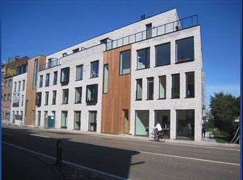 Luxueuze nieuwbouw studentenkamers in hartje Leuven