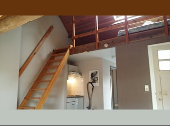 Bemeubelde Duplex Studio Leuven