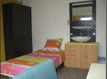 Studentenkamer: volledig vernieuwd en beschikbaar