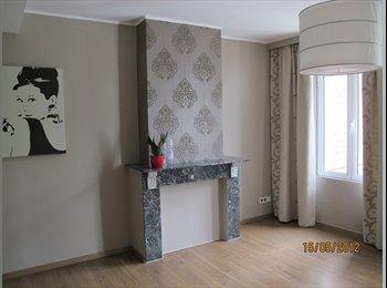 Prachtige studio met mooie badkamer