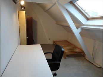 EasyKot EK - nieuwe ruime kamer www.mijn-kot.be, Leuven-Louvain - € 355 p.m.