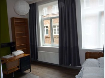 EasyKot EK - 2 kamers te huur in rustige straat dichtbij vaartkom - Centrum, Leuven-Louvain - € 325 p.m.