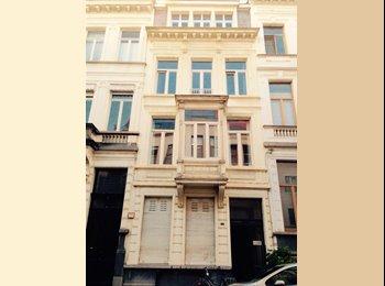 EasyKot EK - SAMENWONEN in een gezellig gerenoveerd herenhuis in het centrum, Antwerpen-Anvers - € 310 p.m.