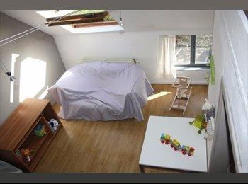 Ruime studio te huur in centrum Leuven