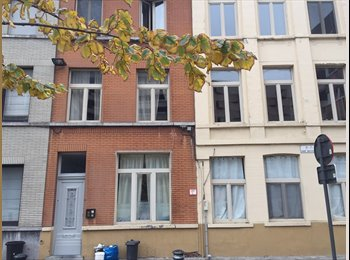 Nice Student Rooms available in the Center of Ghent!