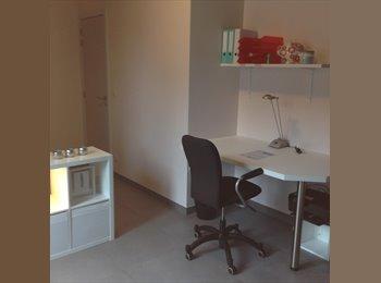 EasyKot EK - Moderne studio te huur wegens stopzetten studies - Centrum, Leuven-Louvain - € 550 p.m.
