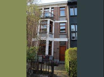EasyKot EK - Op kot in gerenoveerd herenhuis residentiele buurt, Antwerpen-Anvers - € 345 p.m.