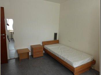 Gemeubelde kamer in goed onderhouden studentenhuis