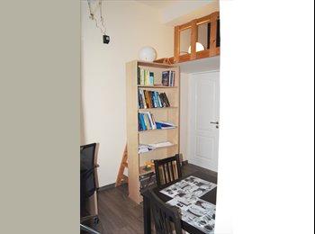 EasyKot EK - Gemeubelde studio vlakbij de campus sociale wetenschappen - Centrum, Leuven-Louvain - € 375 p.m.