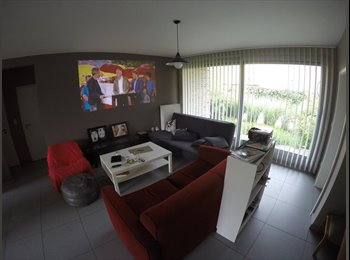 Nice modern apartment near the station for PhD student or...