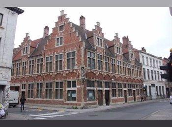 EasyKot EK - Kamer in prachtig pand op toplocatie (nabij sint-lucas) - 410 euro all-in, Gent-Gand - € 350 p.m.