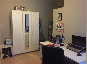 moderne gemeubelde kamer met studio-comfort 22 m²