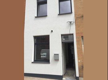 EasyKot EK - 2 kamers te huur in gezellig huis Ledeberg, Gent. , Gent-Gand - € 375 p.m.