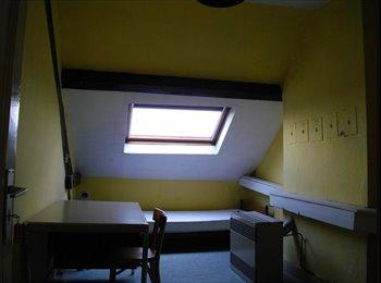 EasyKot EK - meerdere kamers voor  kalme studenten aleen, 9-12m2-18m2, Brussel-Bruxelles - € 350 p.m.