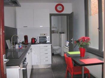 EasyKot EK - Mooie studentenkamer, Antwerpen-Anvers - € 315 p.m.