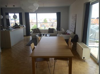 EasyKot EK - Gemeubelde kamer in appartement te huur, Leuven-Louvain - € 460 p.m.