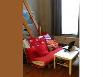 EasyKot EK - Ruime studio te huur in Parkstraat, Leuven-Louvain - € 420 p.m.