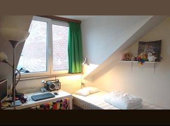 EasyKot EK - Kot te huur Andreas Vesaliusstraat, Leuven-Louvain - € 280 p.m.