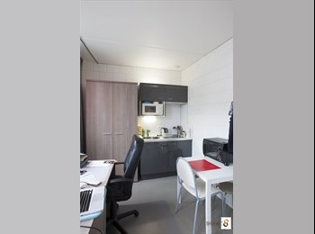 EasyKot EK - Moderne ruime studio vlakbij het centrum van Brugge, 400 € all in, Brugge-Bruges - € 400 p.m.