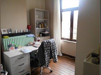 EasyKot EK - Gezellige, bemeubelde kamer met ideale ligging voor zowel faculteiten in het centrum als in Heverlee, Leuven-Louvain - € 280 p.m.
