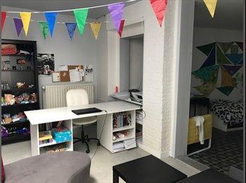 EasyKot EK - Heel ruime studio , Gent-Gand - € 384 p.m.