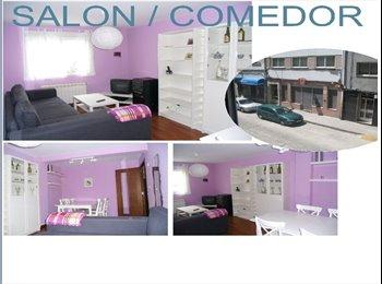 EasyPiso ES - Habitación en piso recien reformado con Internet - Centro, Santiago - 190 € por mes