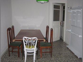 habitación en piso exterior céntrico