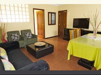 Alquilo piso de 4 habitaciones para estudiantes
