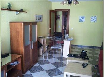 Habitación céntrica equipada para estudiante.