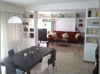 EasyPiso ES - habitación grande amueblada en piso compartido, - Casablanca, Zaragoza - 260 € por mes