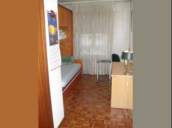 Se alquilan habitaciones con llave.