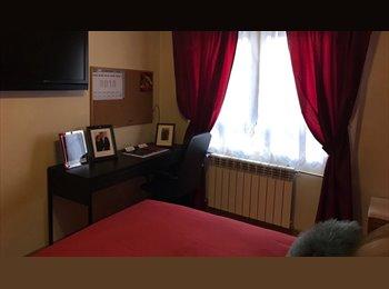 Habitación para chico estudiante.