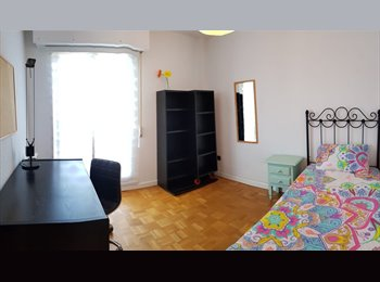 Magnífico piso para chicas estudiantes en Aluche.
