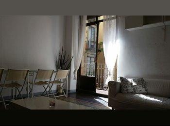 EasyPiso ES - HABITACIÓN INDIVIDUAL INTERIOR EN CENTRO BARZA - Ciutat Vella, Barcelona - 250 € por mes