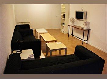 habitaciones en calle Génova para estudiantes