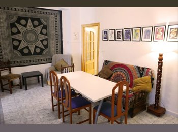 Habitación en el centro de Granada