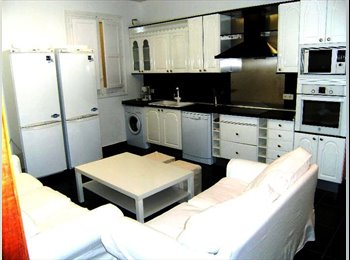 Amazing rooms for students in Madrid city center